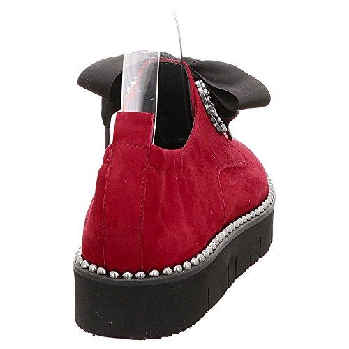 Kennel Chaussures Femme Rouge 8110330483 Lacets Rouge Ville Schmenger à pour de amp; Rouge BqwCrHB