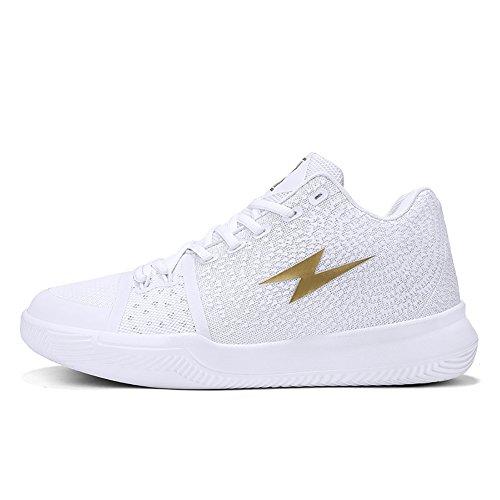 Women's 66 Basketball Sports Town Shoes Shoes No Running Men's White Sneaker w7tBqO