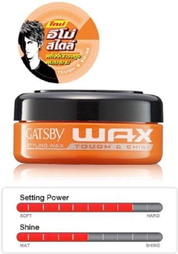 Amazon Gatsby Wax Power Spikes Gel 25 Grams Japan For Men