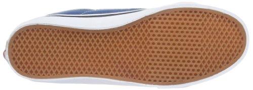 Vans Sk8-Hi Slim Sneakers Navy/True White Womens 5 0Z01By