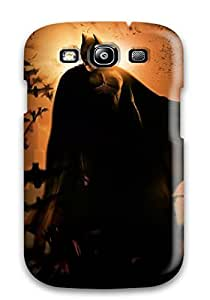 New Shockproof Protection Case Cover For Galaxy S3/ The Dark Knight Rises 22 Case Cover wangjiang maoyi