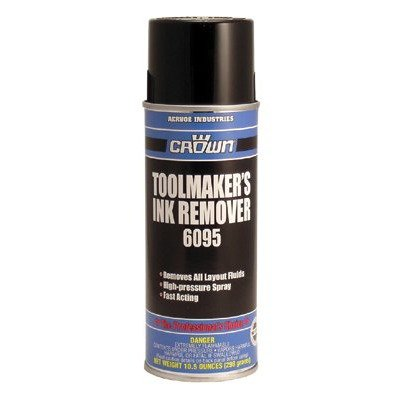 Crown 205-6095 Toolmaker S Ink Remover 4336845171