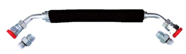 CR Performance Powerstroke 7.3L 7.3 PS17C 99-03 Ford HPOP Crossover Line Eaton 5800 PSI Premium Hose