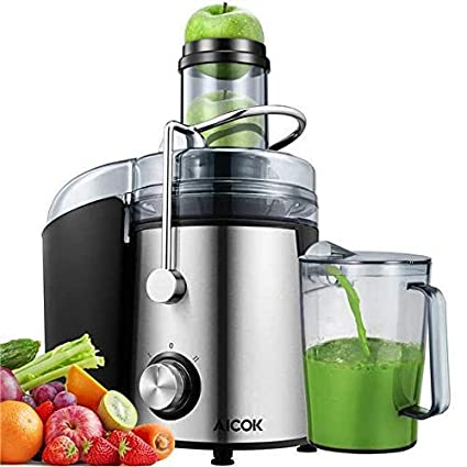 Amazon Com Aicok Juicer 1000w Powerful Juicer Machine Real 3