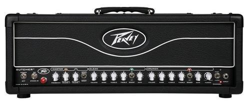 100w Tube Guitar Amp Head (Peavey BUTCHERHEAD Butcher 100W Tube Guitar Amp Head)