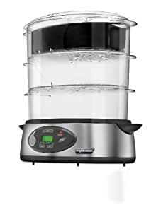 black & decker hs1300c stainless steel digital steamer manual