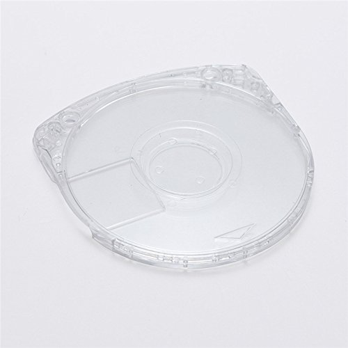 Replacement UMD Game Disc Storage Case Crystal Clear Case Shell for PSP 1000 2000 3000 by Perfect PCA (Image #2)