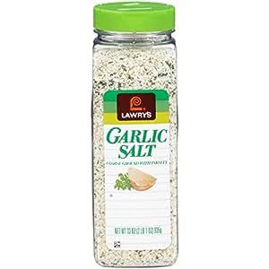 Lawry's Garlic Salt With Parsley, 33 oz