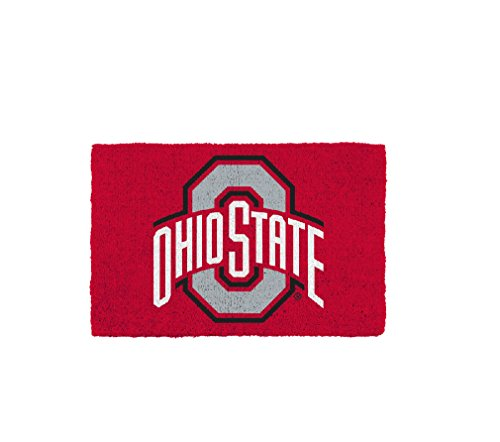 - Game Day Outfitters NCAA Ohio State Buckeyes Ohio State Doormatohio State Doormat, Varied, One Size