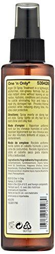 Review One 'n Only Argan Oil Spray Treatment 6 fl. oz