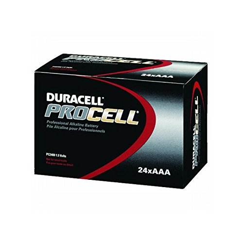 Proctor & Gamble Procell Alkaline ''AAA'' Battery , 4 Batteries Per Pack, 1 Pack by Proctor & Gamble