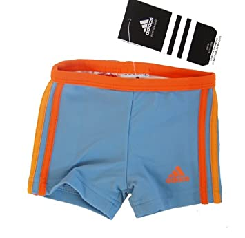 Baby Boys Adidas Swimming Trunks Shorts 9 12 Months B126 9 12