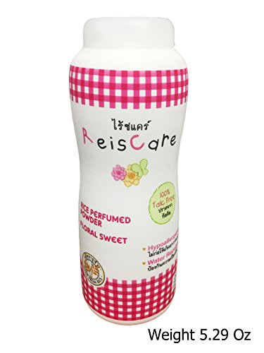 - Reiscare Perfumed Powder - Floral Sweet (Pink) 150g I (5.29Oz)