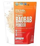 #10: LIVfit Superfood Organic Baobab Super Fruit Powder, 6 Ounce