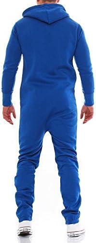 Lucky Joe s Hombre Jumpsuit Jogger Jogging Chándal Chándal Mono ...
