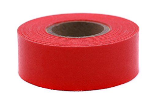 1-red-color-code-clean-remove-labeling-tape-write-on-surface-500-roll