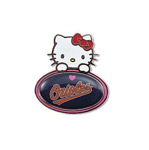 FOCO MLB San Francisco Giants Hello Kitty Team Color Id Case Reverse Color