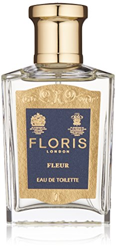 Floris London Fleur Eau de Toilette Spray, 1.7 Fl Oz