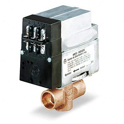 "White-Rodgers 1311-102 3-Wire Hydronic Zone Valve, 3/4"" Tube, 24V"