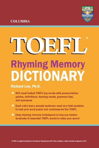 Download Columbia TOEFL Rhyming Memory Dictionary Pdf