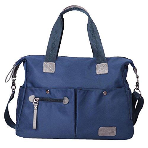 Eshow borsa da donna di tela da spalla a tracolla multiuso – TravelKit 63587262a01