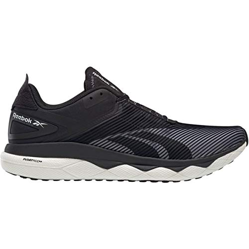 Reebok Men's Floatride Run Panthea Running Shoe - Color: Black/White/Pure Grey