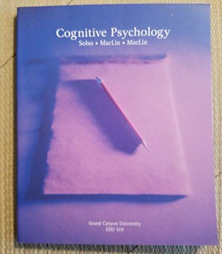 Cognitive Psychology (Grand Canyon University EDU 519)