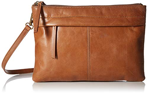 Lucky Dori Crossbody, Walnut/ 201