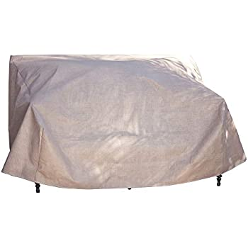 Amazon Com Duck Covers Elite Patio Loveseat Cover With