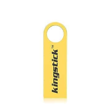 RZRCJ Memorias USB con Llavero USB Flash Drive 16Gb Pendrive ...