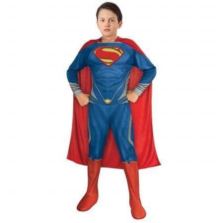 Man of Steel: Superman Teen Costume (Teen Superman Costume)