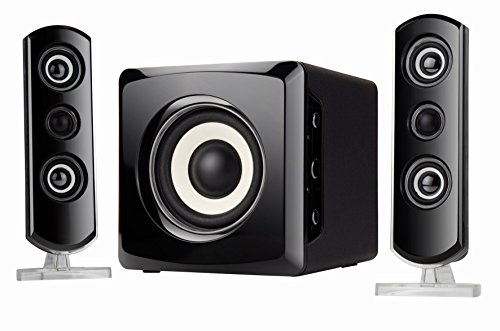 Sylvania Wireless Tv - Sylvania SHTIB1046-BT 2.1 Bluetooth Home/Computer Speaker System (Certified Refurbished)