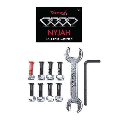 Diamond Supply Co. Signature Pro Hardware Hella Tight Nyjah Huston 7/8