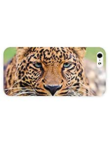 3d Full Wrap Case for iPhone 5/5s Animal Leopard55