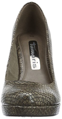 Struct Tamaris 370 Escarpins Femme pepper Marron 22426 rqrwBXA
