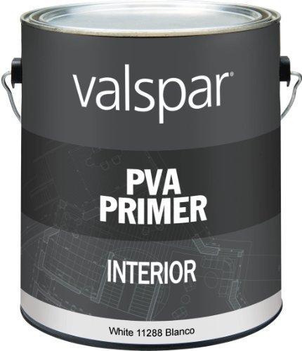 Valspar Professional Interior Paint Reviews: Valspar 11288 Interior PVA Wall Primer, 1-Gallon