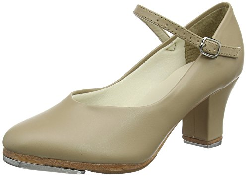 tan So Para Beige De Ta57 Mujer Zapatos Danca Tap TqnTRP8Cw