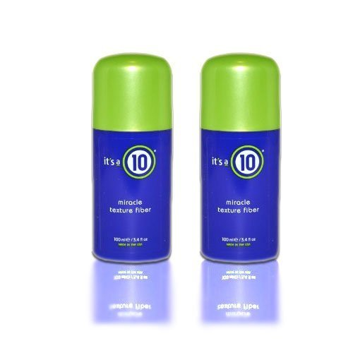 - It's a 10 Miracle Texture Fiber 3 oz (Pack of 2)