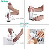 Cell Phone Clip on Stand Holder - with Grip