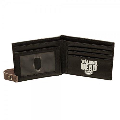 Walking Dead Dont Open Bi-Fold Wallet