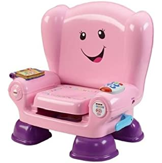 Fisher Price Laugh and Learn Smart Stages Chair Toddlers Baby Educational  Toy