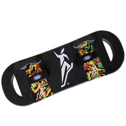 NSI Trampoline Bounceboard (Rasta Camo)