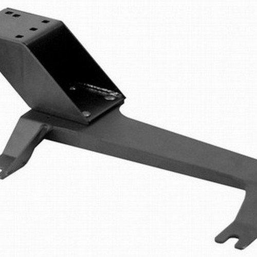 No-Drill(TM) Laptop Base for the Cadillac Escalade, Chevrolet 2500 C/K, 3500 C/K, Avalanche, Silverado, Suburban, Tahoe, GMC Sierra & Yukon