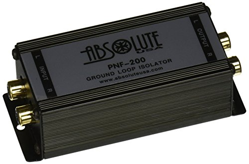 Absolute PNF200 Power Noise Filter/Ground Loop Isolator - 1995 Honda Accord Ground