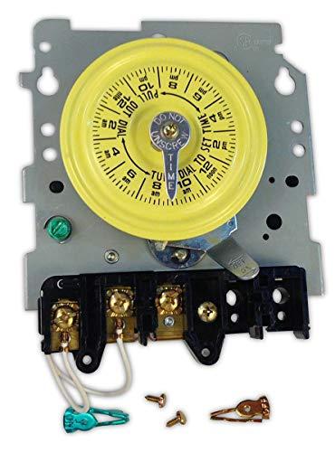 Intermatic T101M Mechanical Timer - Timer Mechanism