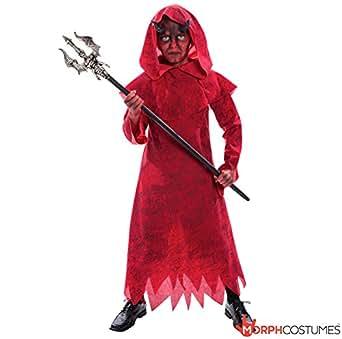Boys Devil Evil Warlock Wizard Costume Costume