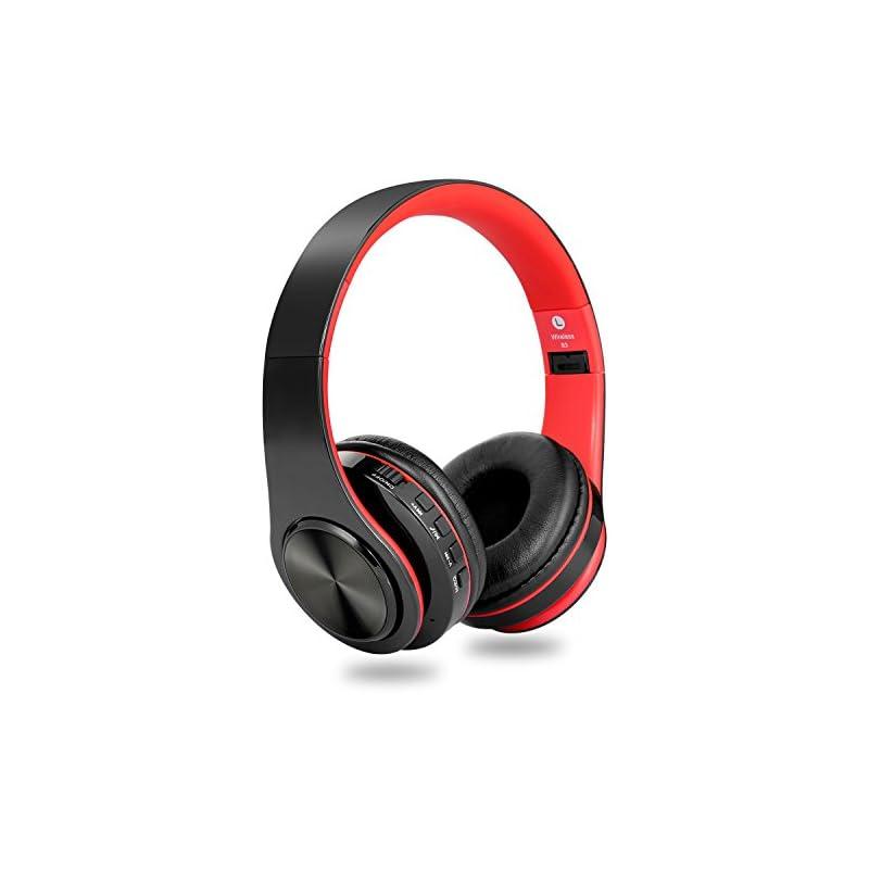 Over Ear Bluetooth Headphones, Foldable