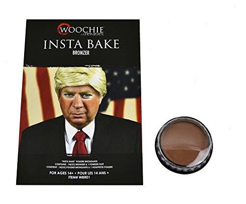 Woochie Insta Bake Bronzer Makeup - Professional