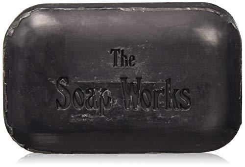 Soap Works Coal Tar Bar Soap, - Tar Coal Ointment