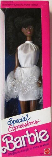 Mattel Special Expressions Barbie Doll AA - Woolworth Special Limited Edition (1989 Hawthorne) ()